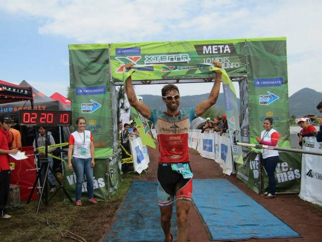 Middaugh, Corona win XTERRA Mexico‏