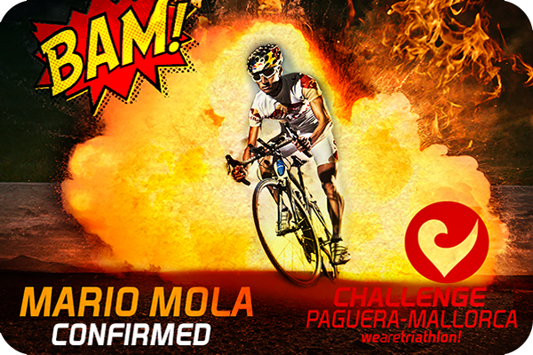 Mario Mola to make middle distance debut at Challenge Mallorca