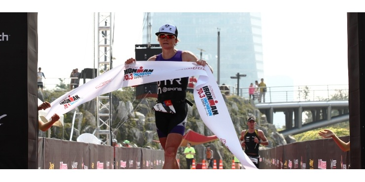 Trautman, Ellis Take Inaugural Korea Race