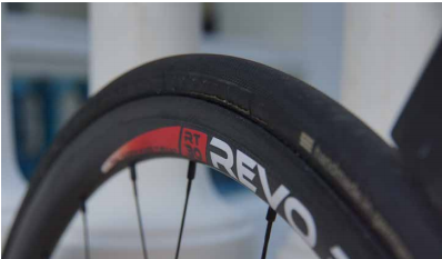 MATERIAL TEST : Revo Race Wheel