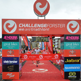 Skipworth and Gilfillan reign at Challenge Forster