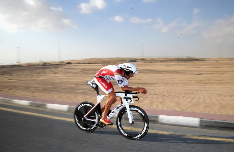RYF AND FRODENO WIN IRONMAN 70.3 DUBAI