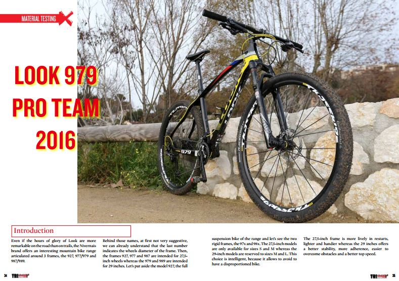 LOOK 979 PRO TEAM 2016 to read in TrimaX#148
