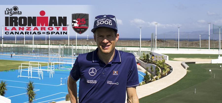 Timo Bracht to race Club La Santa IRONMAN Lanzarote