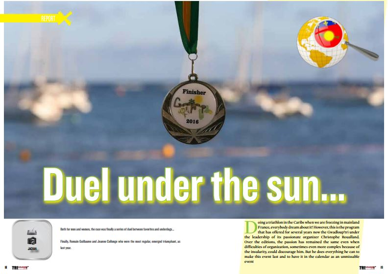 Duel under the sun… to read in TrimaX#151