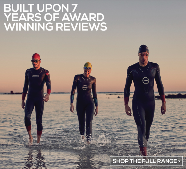 Zone 3: Time to upgrade your wetsuit?‏