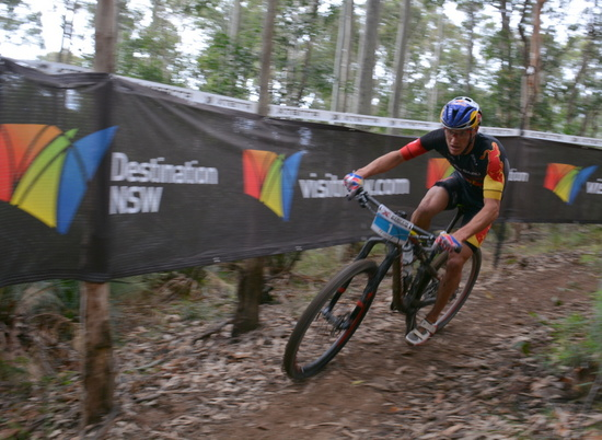 Currie, Orchard win XTERRA Asia-Pacific Championship