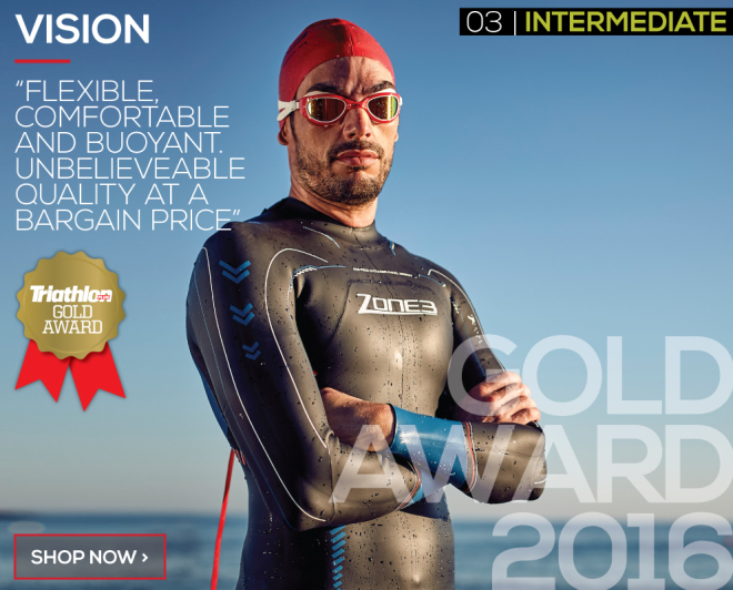 ZONE 3: The perfect wetsuit for you
