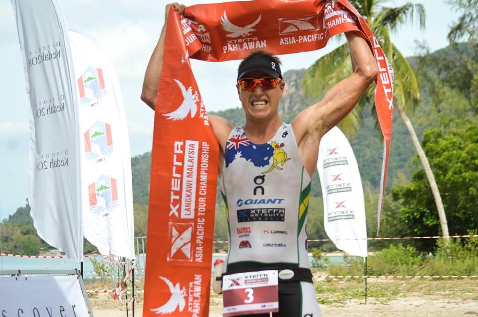 Allen, Slack win XTERRA Malaysia