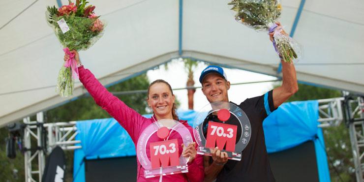 Dreitz Bikes Home a Mallorca Triple, Philipp Wins Women's Race