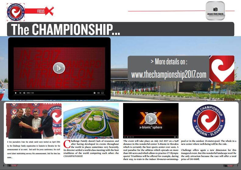 The CHAMPIONSHIP… to read in TrimaX#152