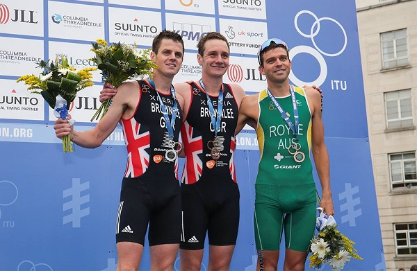 HUUB Weekend of podiums!‏