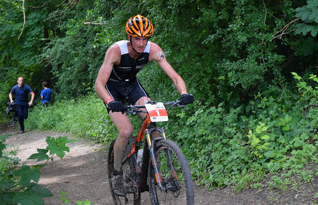 Madsen, Snyder win XTERRA Mine over Matter