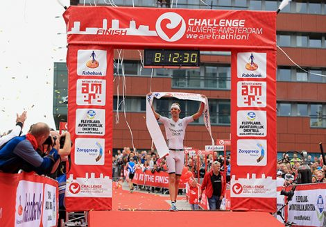 WE PROUDLY PRESENT CHALLENGE ALMERE-AMSTERDAM!