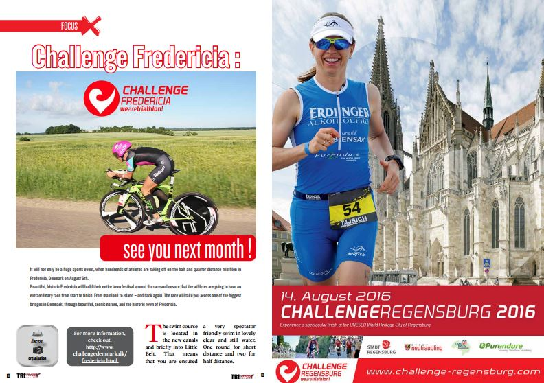 Challenge Fredericia : see you next month ! to read in TrimaX#154
