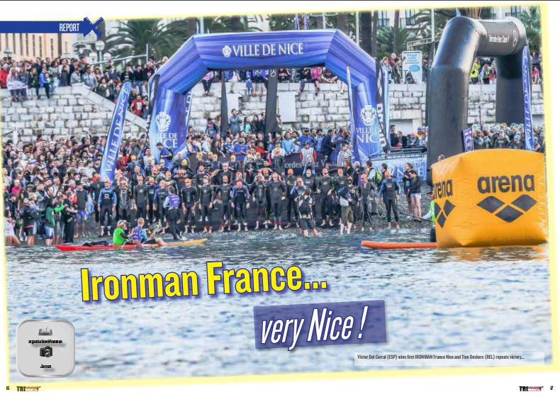 Ironman France… very Nice ! to read in TrimaX#154