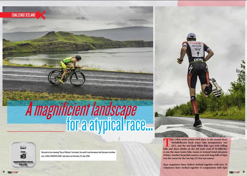 A magnificient landscape for a atypical race… to read in TrimaX#155