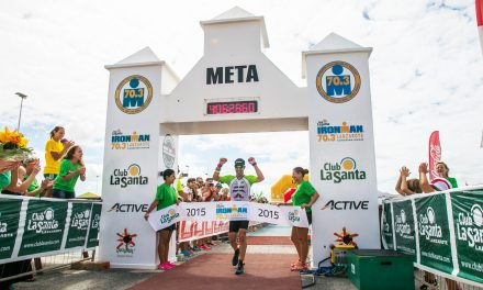 700 athletes join Club La Santa IRONMAN 70.3 2016‏