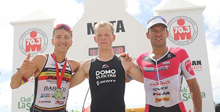 Great racing and commanding wins at Club La Santa IRONMAN 70.3 Lanzarote‏