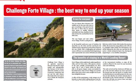 Challenge Forte Village : the best way to end up your season to read in TrimaX#156