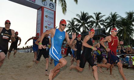 Laguna Phuket Triathlon The Race of Legend