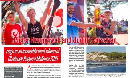 Challenge Peguera Mallorca 2016 to read in TrimaX#158