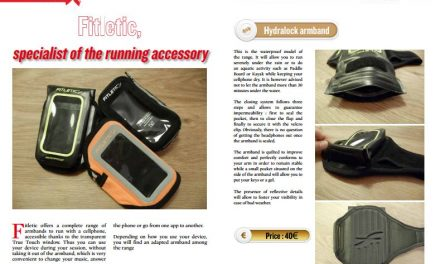 Fitletic, specialist of the running accessory to read in TrimaX#158