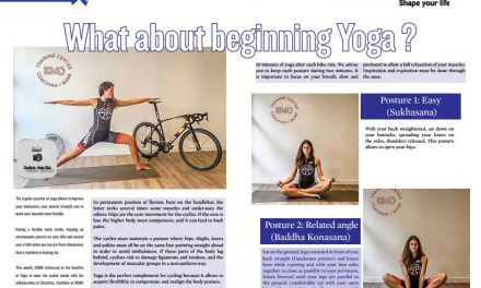 What about beginning Yoga ? to read in TrimaX#157