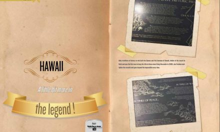 HAWAII : A little bit more in the legend ! to read in TrimaX#158