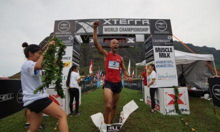 Gray, Carlson win Paul Mitchell XTERRA Trail Worlds