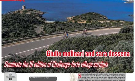 The III edition of Challenge-forte village sardinia to read in TrimaX#159
