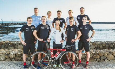 BMC-Etixx Pro Triathlon Team powered by Uplace  presents team line up for 2017
