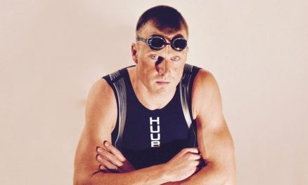 Tyler Butterfield gets kitted out with HUUB