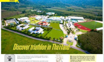 Discover triathlon in Thaïland to read in TrimaX#159