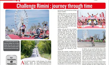 Challenge Rimini : journey through time TO READ IN TRIMAX#159