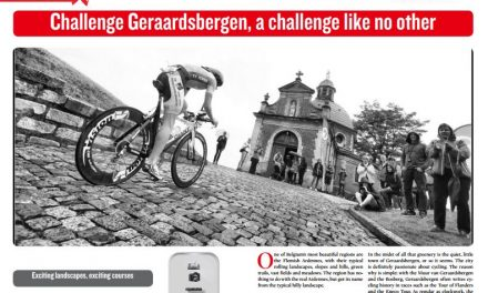 Challenge Geraardsbergen, a challenge like no other to read in TrimaX#160