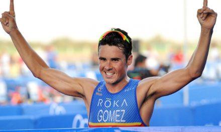Gomez makes golden ITU World Triathlon Series comeback