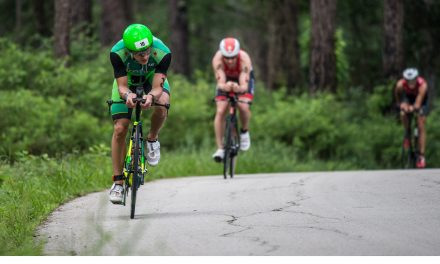 Ironman Texas North American Championship this saturday