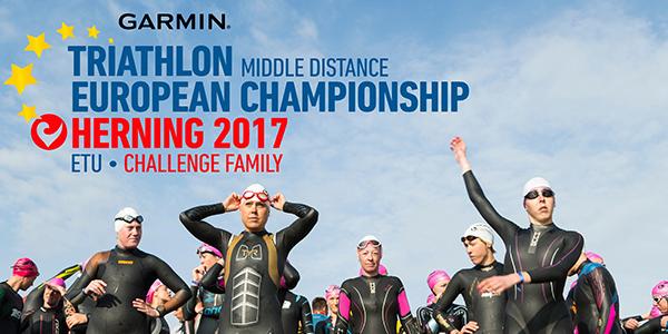 Triathlon European Championship Challenge Herning