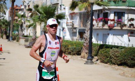 Frederik Van Lierde – 4th at IRONMAN 70.3 Barcelona