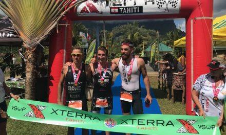 Osborne, Allen win XTERRA Tahiti
