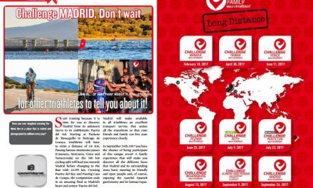 Challenge MADRID, to read in TrimaX#APRIL