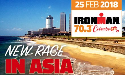 NEW RACE IN ASIA! Ironman 70.3 Colombo