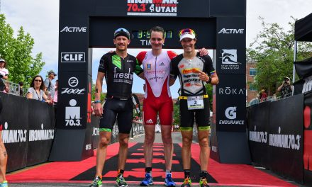 ALISTAIR BROWNLEE AND HOLLY LAWRENCE CLAIM VICTORIES AT THE 2017 IRONMAN 70.3 NORTH AMERICAN PRO CHAMPIONSHIP ST. GEORGE