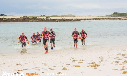 Third stop of the ÖTILLÖ Swimrun World Series at Isles of Scilly 17 June