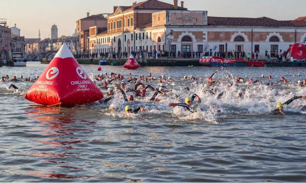 2017 CHALLENGE VENICE: TRIUMPH FOR THE GERMAN LUKAS KRAMER AND THE BELGIAN SOPHIE GOOS