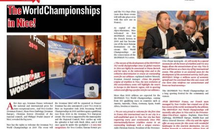 TheWorld Championships in Nice! to read in TrimaX#164