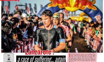 Lanzarote : a race of suffering… again to read in TrimaX#164