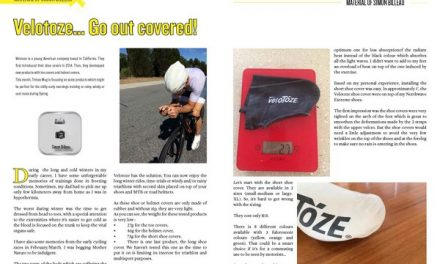 Velotoze… Go out covered! to read in TrimaX#164