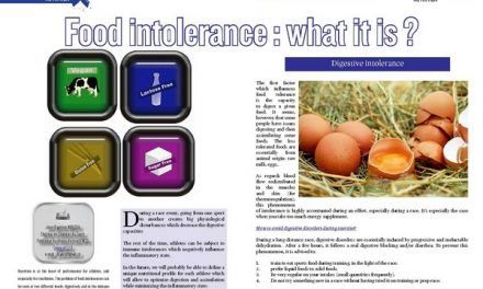 Food intolerance : what it is ? to read in TrimaX#164